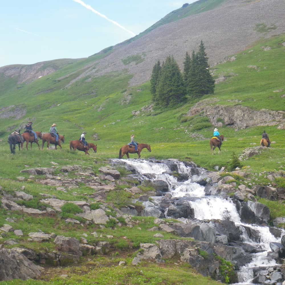 horseback vacation
