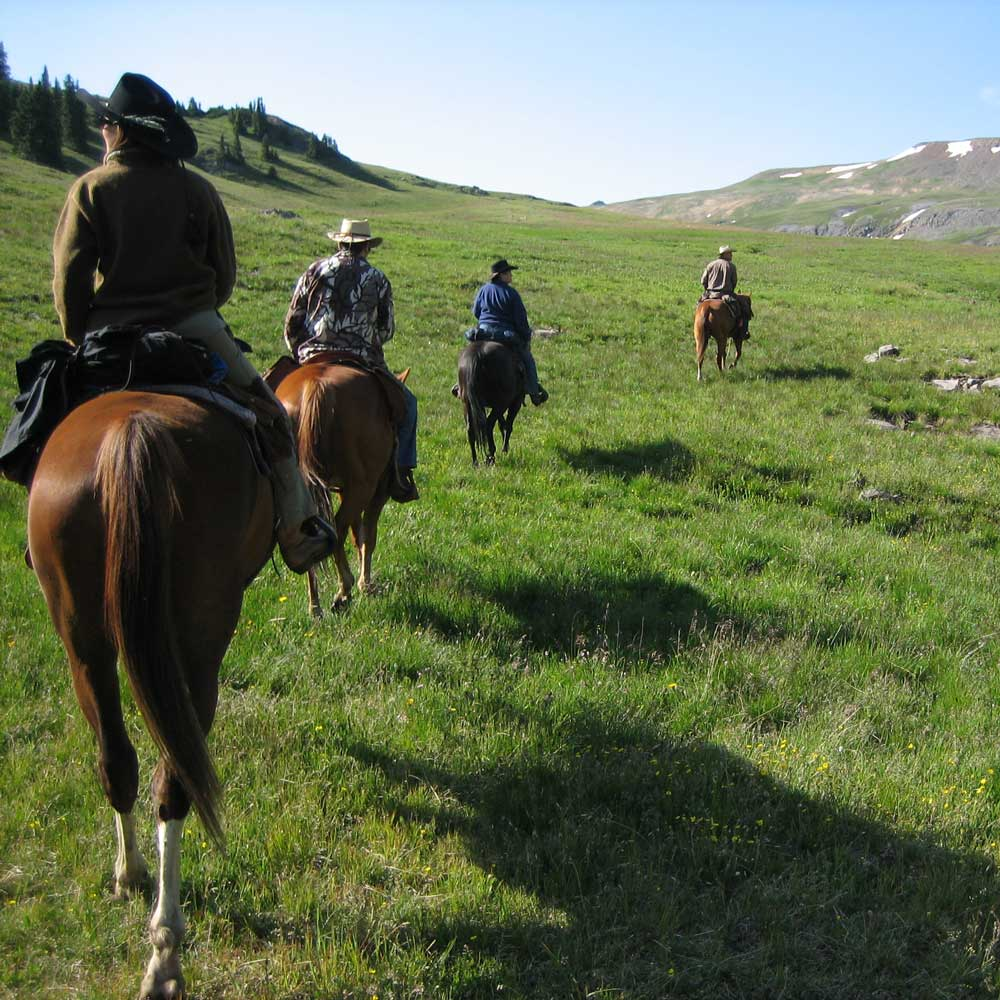 horseback vacations