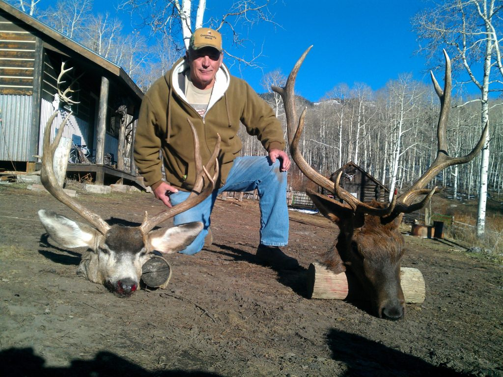Rifle hunting in colorado