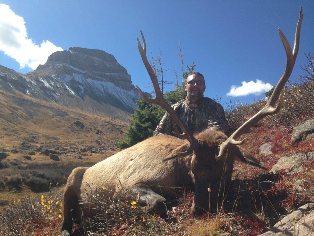 rifle elk hunting