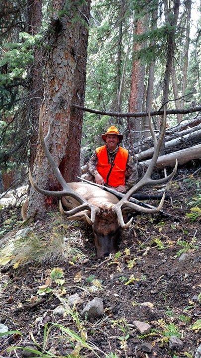 Wilderness Pack-in Hunts | Colorado Elk and Mule Deer