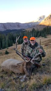 wilderness rifle elk hunting