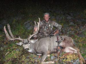 mule deer hunting