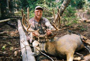 Archery Mule Deer