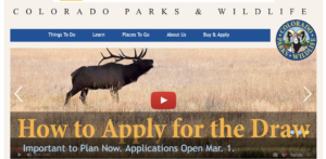 Colorado elk hunting license