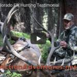 successful archery Colorado elk hunting